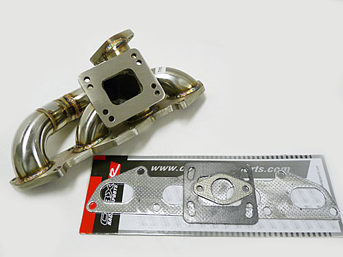 OBX Turbo Header Manifold 9599 Eclipse RS GS 420A
