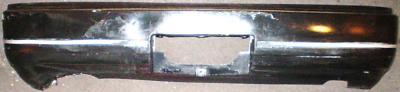 NISSAN 240SX HATCHBACK REAR BUMPER (8994)