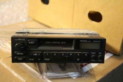 1991 Mr2 Turbo Stock Radio Cassett player stereo 3SGTE