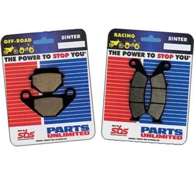 Rear Brake Pads  Kawasaki ZX600 ZX6 ZX750 ZX10 ZX11