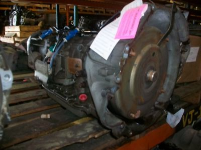 1996 97 FORD EXPLORER 5.0L 4X4 AUTOMATIC TRANSMISSION
