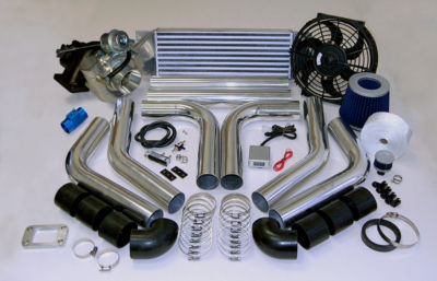 Hummer H2  T3T4 TurboCharger Turbo Kit