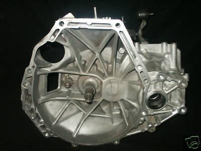 9093 HONDA ACCORD MANUAL TRANSMISSION