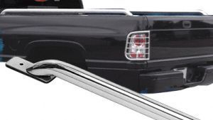 Stainless Bed Rails Dodge Ram 1500 2500 6.5′ 19942008