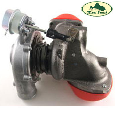 LAND ROVER DIESEL TURBO CHARGER TD5 DISCOVERY DEFENDER