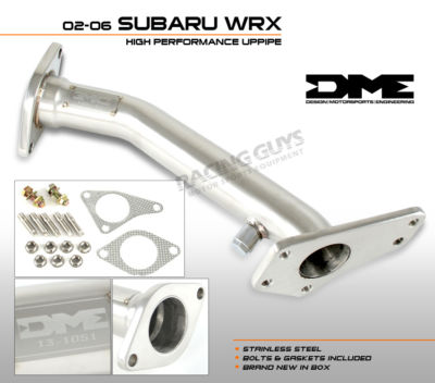 DME 0206 SUBARU IMPREZA WRX TURBO UPPIPE UP PIPE 04 05