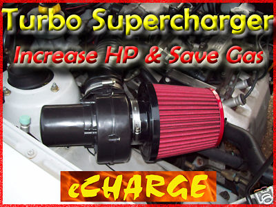 Ford Turbo Supercharger Focus Escape Fiesta Zetec RS