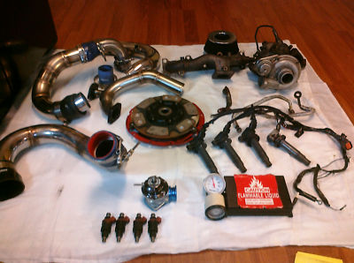 94 95 96 97 98 99 00 01 02 Mazda Miata MX5 Turbo Kit