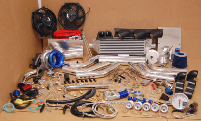 Land Rover Discovery  T3T4 Turbo Charger Kit