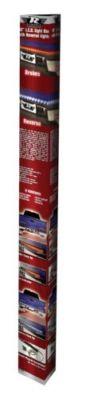 Tailgate lightbar 60″ Superbrite LED W/ brake & blinker