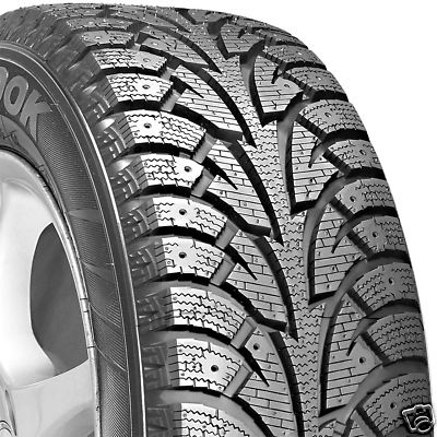 235/7515 Hankook W409 I Pike Winter Tires 75R15 R15