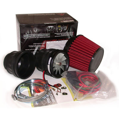 Fiat  ELECTRIC SUPERCHARGER AIR INDUCTION Turbo Kit
