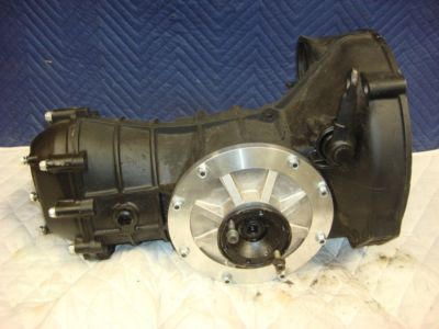 VW 5 RIB BILLET SIDE COVER LSD TRANSMISSION MANUAL