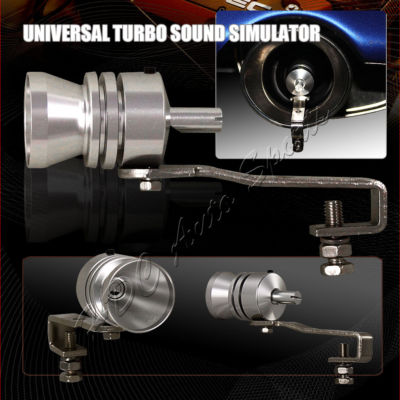 Universal Fake Turbo Sound for All Cars Exhaust Muffler
