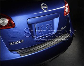 OEM 811 Nissan Rogue Rear Bumper Protector Guard Cover