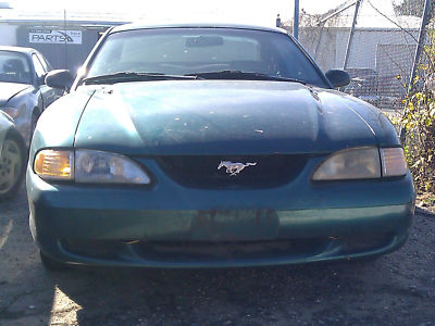 94 95 96 97 98 FORD MUSTANG MANUAL TRANSMISSION