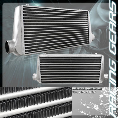 Tube and Fin Universal Intercooler Turbo 32″x12″x3″