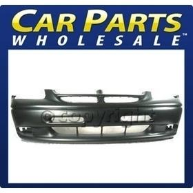 BUMPER COVER FACIAL RAW PLASTIC FRONT DODGE CARAVAN