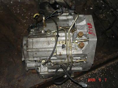 9499 Acura Integra Automatic Transmission