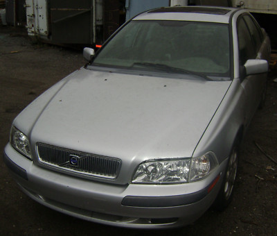 01 02 03 04 VOLVO S40 AUTOMATIC TRANSMISSION