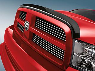Dodge Ram Bug Shield / Air Deflector 20092011 1500