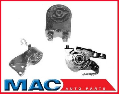 9903 Mazda Protege M/T 1.8L 2.0 Motor Engine Mount Kit