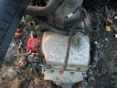 9501 02 SATURN S SERIES SEDAN AUTOMATIC TRANSMISSION