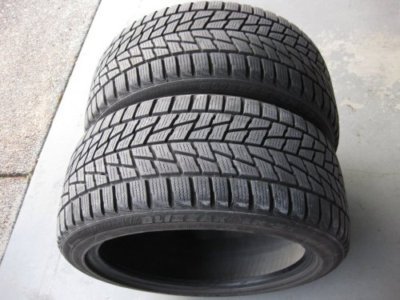 2 nice bridgestone blizzak winter tires size 2454017