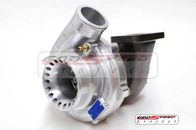 GODSPEED GT3582R .84AR PORTED MITSUBISHI TURBO CHARGER