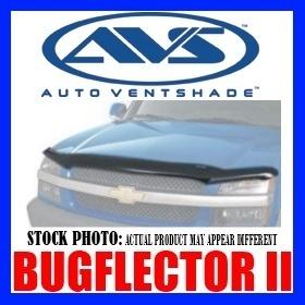 24313 AVS Bug Hood Shield Jeep Cherokee / Comanche