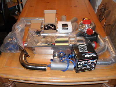 Complete Turbo Kit With Blow Off Valves
