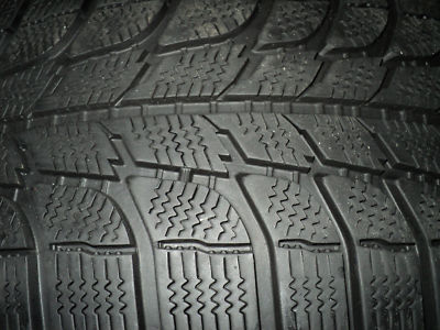 ( 2 ) Nice  2256016 Michelin XIce Winter Tires 6/32