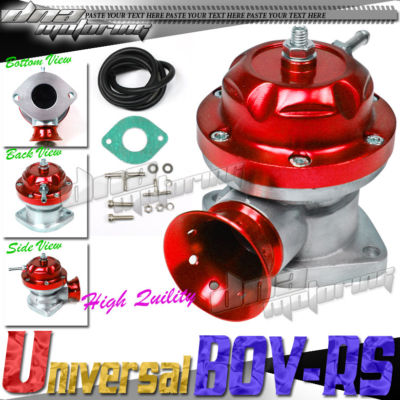 JDM TYPERS TURBO/TURBOCHARGER BLOW OFF VALVE BOOST PSI