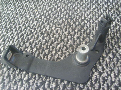 FOOT REST/PEG/BRAKE BRACKET MOUNT,   OLD STOCK