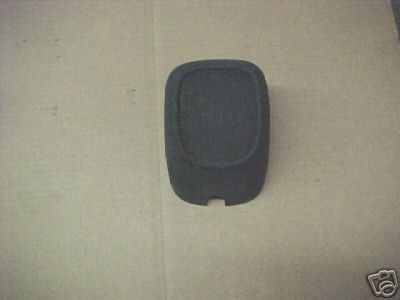 Porsche 968 left rear bumper guard pad OEM