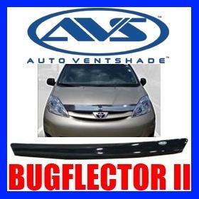 24049 AVS Bug Hood Shield Toyota Sienna Van 20042010