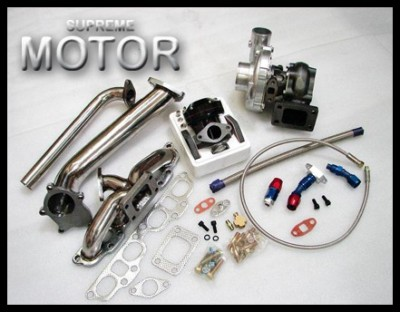 240sx S13 S14 S15 Silvia SR20det T3T4 Turbo Kit 350hp
