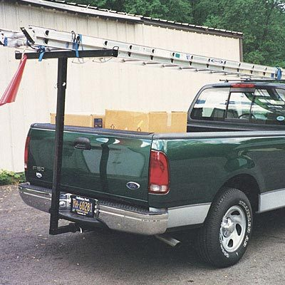 Pickup Bed Extender  Hitch Load Extender