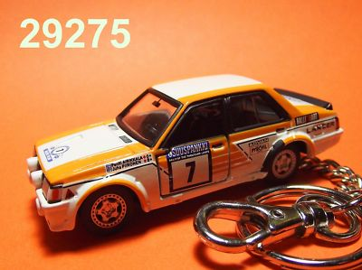 Lancer EX 2000 Mitsubishi Turbo Key Chain ring FOB RARE
