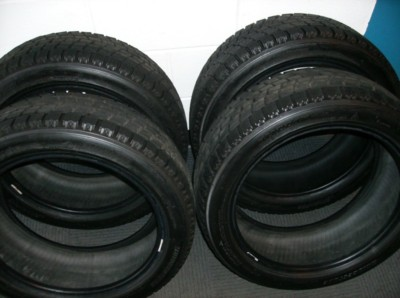 4 BRIDGESTONE BLIZZAK WINTER TIRES 225/45/R17 910