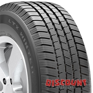 2  235/8516 Michelin LTX Winter Tires 85R16 R16 85R