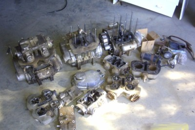 honda 350 sl cl cb engines for parts