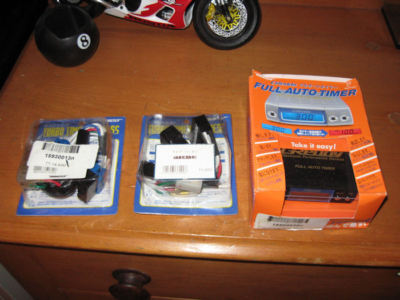 Greddy Full Auto Timer Turbo Timer ( in box)