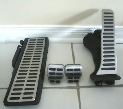 VW  Pedal Caps Mk5  Manual Transmission