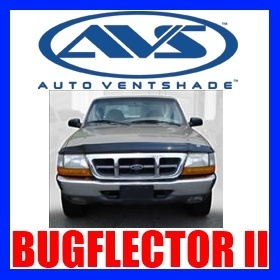 24432 AVS Bug Hood Shield Ford Ranger / Mazda 19982003