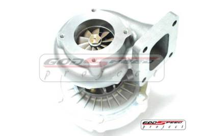 GODSPEED GT35 .68AR T4 FLANGE MITSUBISHI TURBO CHARGER