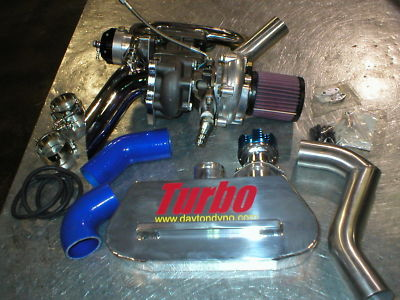 Suzuki GSXR 750/1000 Street Turbo Kit