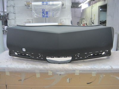 10 11 CTS COUPE REAR BUMPER OEM  TAKEOFF PRIMED