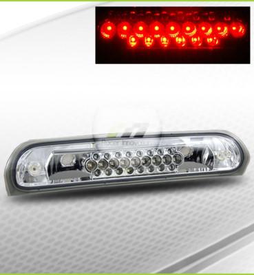 0208 Ram Chrome LED Third 3rd Brake Light Trunk Lamp
