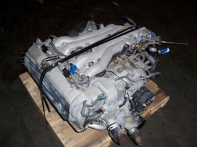 91 92 93 94 TOYOTA PREVIA 2.4L  2TZFE ENGINE